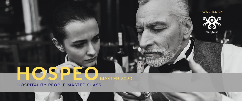 HOSPEO MASTER CLASS 2020